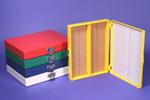 slide storage boxes