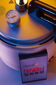 Pascal - программируемая барокамера для подготовки цитологических и гистологических препаратов