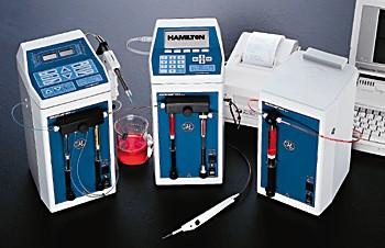 дилюторы и диспенсеры Microlab 500