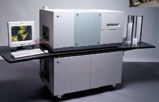 Автоматизированный конфокальный микроскоп Evotec Technologies Opera