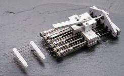 Диспенсер Терасаки, модель 1725RN, сменная игла, объем 250 мкл / 1725 RN 250µL Syr Terasaki