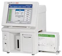 Картриджный анализатор газов крови IL GEM Premier 3000