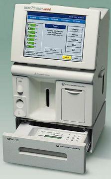 Анализатор газов крови, электролитов, метаболитов GEM Premier 3000