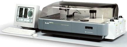 Автоматический биохимический анализатор ILab 300 plus
