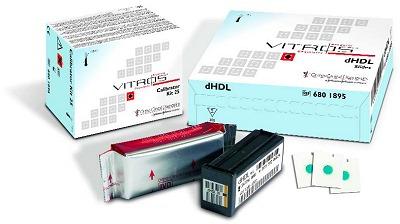 Слайды VITROS Mainframe MicroSlides