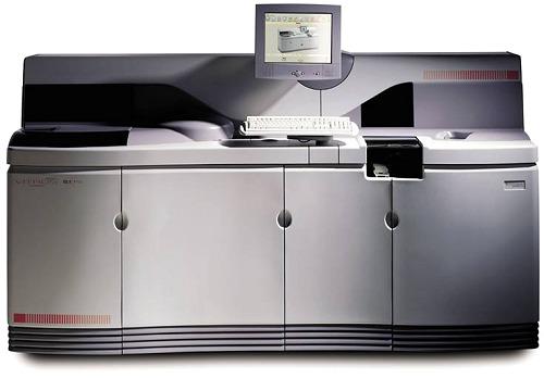 Автоматический биохимический анализатор VITROS 5,1FS