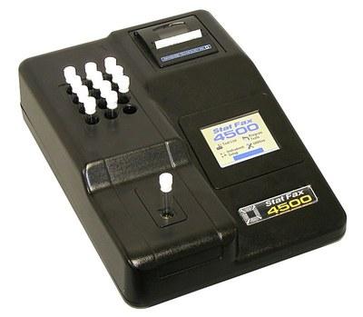 Полуавтоматический биохимический анализатор STAT FAX 4500