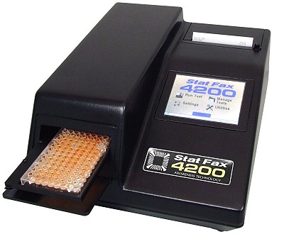 планшетный ИФА анализатор Stat Fax 4200