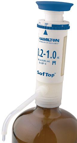 SofTop Quik Dispenser - высокоточное приготовление и разбавление образцов
