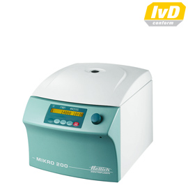 Центрифуга Hettich Mikro 200