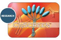 Набор C1qScreen для идентификации комплемент-связывающих антител к антигенам HLA / C1qScreen