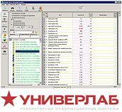 Лабораторная информационная система «УНИВЕРЛАБ»