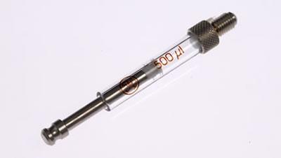 Шприц, модель CA XP, объем 500 мкл / 500µL SYR CA XP