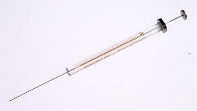Шприц, специальная встроенная  игла, модель 701 SN, объем 10 мкл (26s/50/2) / 701 SN 10uL SYR (26s/50/2)