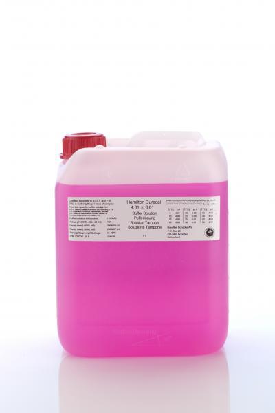 DURACAL BUFFER pH 4.01 5L