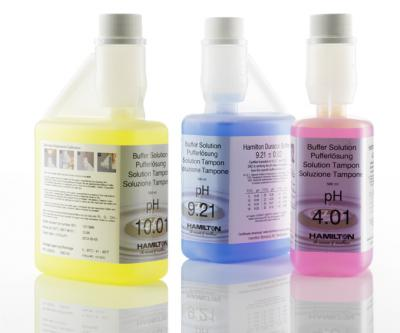 Набор буферов калибровочных, 238924 DuraCal pH buffer 4.01/7.00/10.01, 3шт*500 мл / DURACAL pH 4/7/10 3X500ml