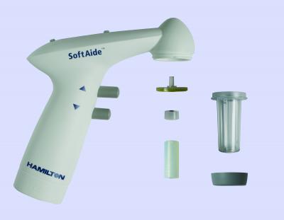 PTFE Membrane Filter Set, 0.2um (5 pcs) / ROUND FILTER SET SOFTAIDE
