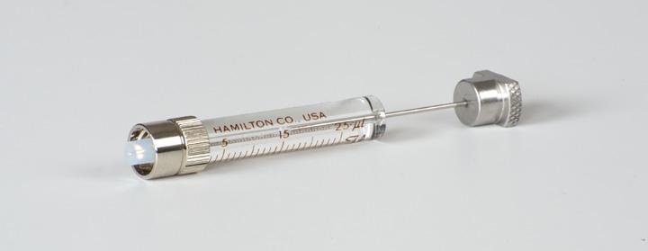 25 µL, Model 1705.5 TLLX SYR, Instrument Syringe / 1705.5TLLX SYR 30MM