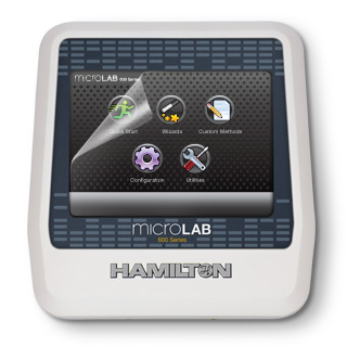 Защитная пленка для экрана контроллера Microlab 600 / SCREEN PROTECTOR ML600 2/PK