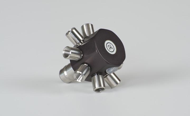 Керамический клапан 8-5 ALU BODY / CERAMIC VALVE 8-5 ALU BODY