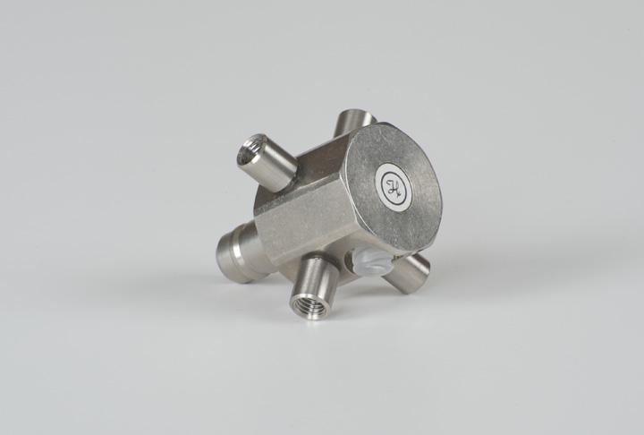 Керамический клапан 4-5 SST BODY / CERAMIC VALVE 4-5 SST BODY