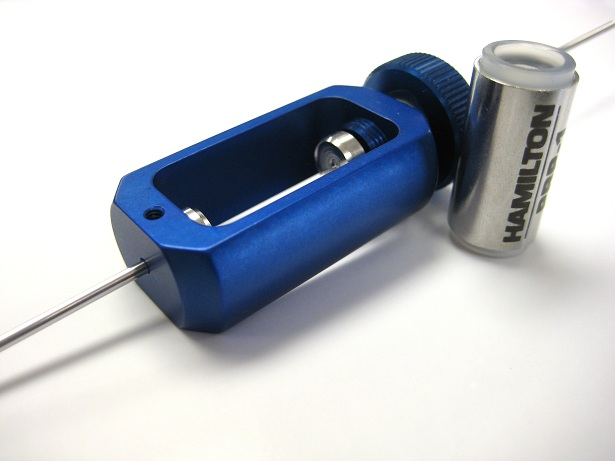 PRP-X100 Semiprep/Preparative Guard Cartridge Starter Kit (1 holder, 1 cartridge), Stainless Steel / PRP-X100 Starter Kit
