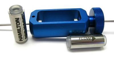 PRP-X400 Analytical Guard Column Starter Kit (1 holder, 2 cartridges), Stainless Steel / PRP-X400 GUARD COL ST. KIT