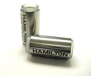 PRP-h5 Semiprep/Prep Replacement Cartridges (2/pk), Stainless Steel / PRP-h5 Semi Cartridges 2PK.
