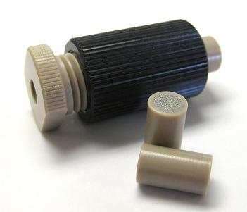 PRP-X600 Analytical Guard Column Starter Kit (1 holder, 2 cartridges), PEEK / PRP-X600 Starter Kit PEEK