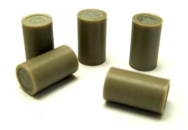 PRP-X600 Analytical Guard Column Replacement Cartridges (5/pk), PEEK / PRP-X600 Cart. PEEK (5/pk)