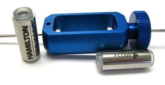 PRP-C18 Analytical Guard Column Starter Kit (1 holder, 2 cartridges), Stainless Steel / PRP-C18,StarterKit Steel an
