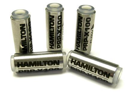 PRP-C18 Analytical Guard Column Replacement Cartridges (5/pk), Stainless Steel / PRP-C18,Cart.Steel (5/pk)an