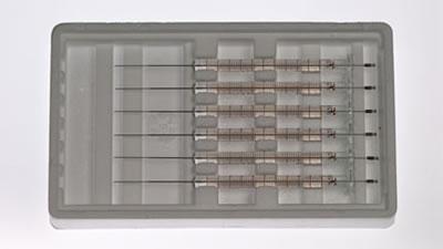 Шприц, встроенная игла (для HP7683/ HP7673), модель 1701ASN, объем 10 мкл, калибр 23s-26s (23s-26s/43/AS) / 1701 ASN(23s-26s/43/AS)6p/k
