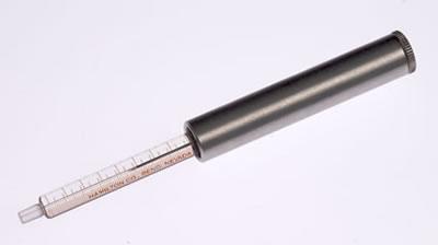 Шприц с резьбовым плунжером, затвор типа Луэра, модель 1702TPLT, объем 25 мкл / 1702 TPLT 25µL Syr