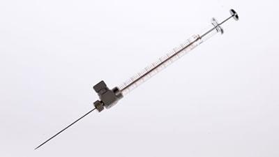 Шприц с клапаном для удерживания образца, модель 1705SL, объем 50 мкл, калибр 22s (22s/51/2) / 1705 SL 50µLSyr (22s/51/2)L