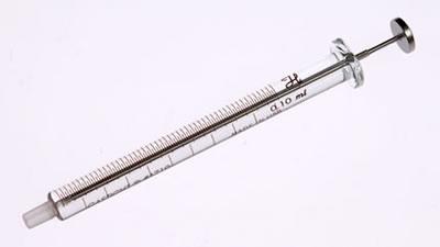Шприц с  наконечником Луэра, (без иглы), модель 1710LT, объем 100 мкл, калибр 22s / 1710 LT 100µL Syr