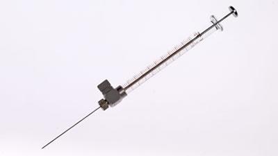Шприц с клапаном для удерживания образца, модель 1710SL, объем 100 мкл, калибр 22s (22s/51/2) / 1710 SL 100µL  (22s/51/2)L