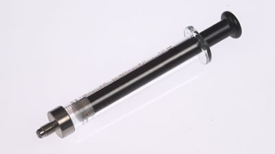 Шприцы для HPLC автосамплеров Perkin-Elmer, модель 1002 C, объем 5 мл (1/4-28) / 1005 C 5mL Syr (1/4-28)