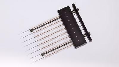 8-канальный шприц, 0,2 мм / 8 Channel 0.2mm Syr
