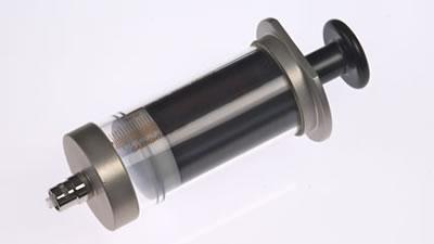 Шприц, соединитель тефлоновый, с затвором Луэра, со слотом (без иглы), модель 1050TLL, объем 50 мл, калибр 22.  / 1050 TLL 50mL Syr w/slots