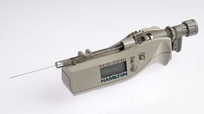Цифровой микрошприц, встроенная игла, модель 1701N, объем 10 мкл (26s/51/2) / 1701 N 10µL DS (26s/51/2)