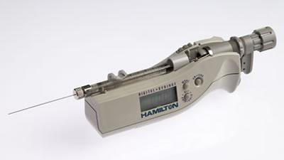 Цифровой микрошприц, сменная игла, модель 1701RN, объем 10 мкл (26s/51/2) / 1701 RN 10µL DS (26s/51/2)