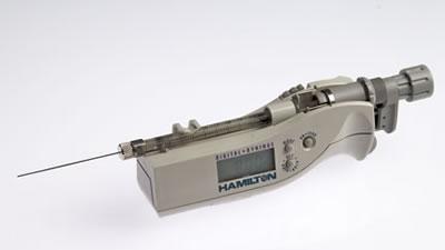 Цифровой микрошприц, сменная игла, модель 1701RN, объем 10 мкл (22s/51/3) / 1701 RN 10µL DS (22s/51/3)