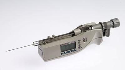 Цифровой микрошприц, сменная игла, модель 1702N, объем 25 мкл (22s/51/2) / 1702 N 25µL DS (22s/51/2)