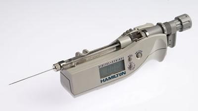 Цифровой микрошприц, сменная игла, модель 1702RN, объем 25 мкл (22s/51/2) / 1702 RN 25µL DS (22s/51/2)