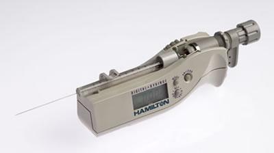 Цифровой микрошприц, встроенная игла, модель 701N, объем 10 мкл (26s/51/2) / 701 N 10µL DS (26s/51/2)
