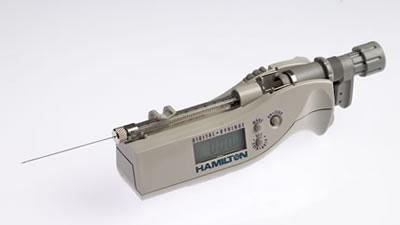 Цифровой микрошприц, сменная игла, модель 701RN, объем 10 мкл (26s/51/2) / 701 RN 10µL DS (26s/51/2)