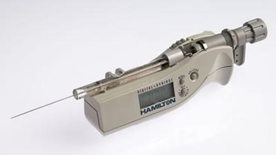 Цифровой микрошприц, встроенная игла, модель 702N, объем 25 мкл (22s/51/2) / 702 N 25µL DS (22s/51/2)