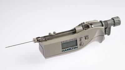 Цифровой микрошприц, сменная игла, модель 702RN, объем 25 мкл (22s/51/2) / 702 RN 25µL DS (22s/51/2)