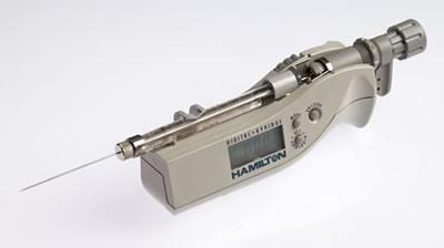 Цифровой микрошприц, сменная игла, модель 710RN, объем 100 мкл (22s/51/2) / 710 RN 100µL DS (22s/51/2)